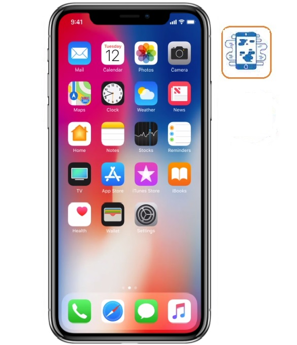 iPhone X Water Damaged Repair Service