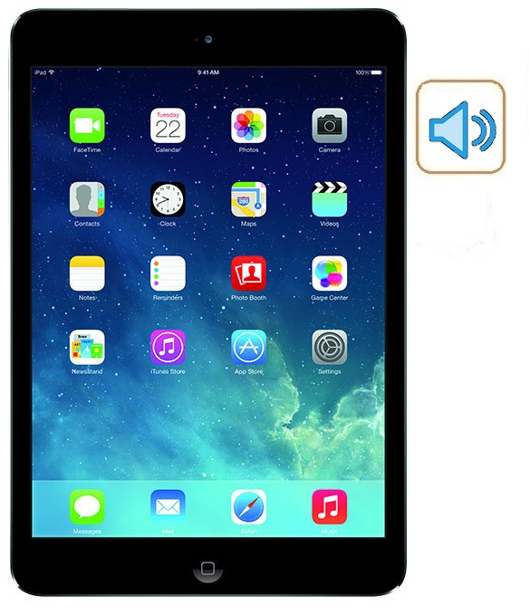 iPad Air 1 Loud Speaker Repair